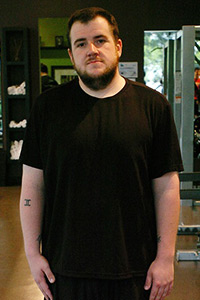 Push Fitness client, Mike, after photo