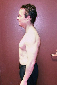 Push Fitness client Ben, after photo