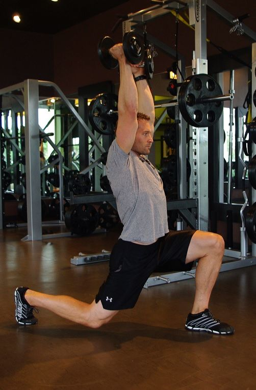 Overhead_Lunge