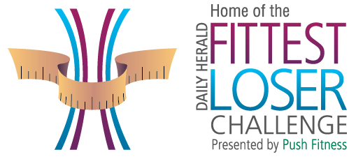 Fittest Loser Challenge Logo