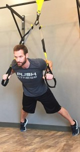 TRX-Pushup