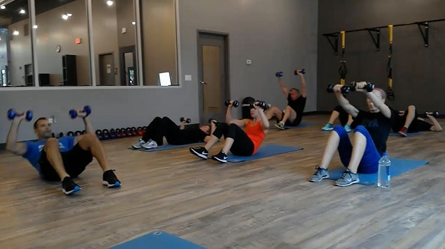 Group Fitness Classes Near Palatine IL