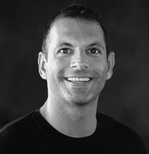 Push Fitness Trainer, Steve Amsden
