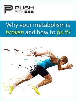 Explain how to fix your broken metabolism